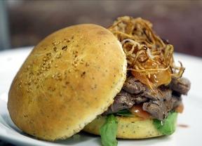La OCU detecta carne de caballo en hamburguesas vendidas en España