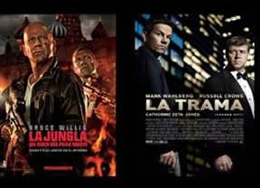 Bruce Willis vuelve a vestirse de John McClane en los estrenos de la semana