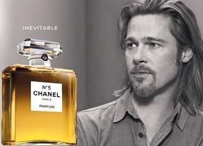 Brad Pitt se convierte en el hombre de Chanel Nº5