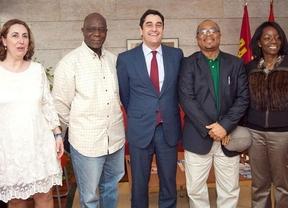 Castilla-La Mancha, única región que tramita adopciones con Nigeria