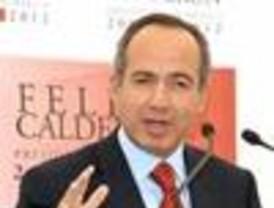 Calderón se pone en contacto con el Frente de Obrador