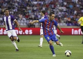 El Valladolid vence con solvencia a un Levante agazapado