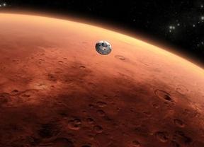 Aumenta la expectación: Curiosity podría haber encontrado vida en Marte