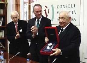 La Fundación Ramón Areces recibe la medalla de Plata del Consell Valencià de Cultura