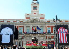 Madrid: una ciudad, ¿blanca o rojiblanca?