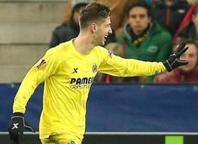 Luciano Vietto, una de las sensaciones de la temporada