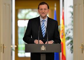 Rajoy no entra en provocaciones: 'Trabajaré para acentuar lo que nos une después de siglos juntos'