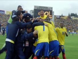 Ecuador visitará a Honduras con seis jugadores internacionales