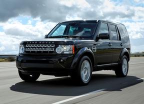 Nuevo y sorprendente aspecto del Land Rover Discovery 4