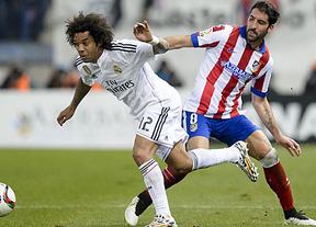 Partidazo con tragedia futbolera en el Bernabéu: el Madrid o el Atleti, que llega con dos goles de ventaja, quedarán eliminados de la Copa