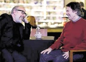 Telefónica se suma a la producción de 'Mi gran noche', la película de Álex de la Iglesia con Raphael