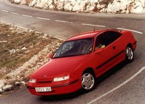 Opel celebra en 2014 el 25 aniversario del lanzamiento del Calibra