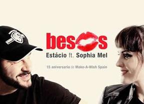 Estácio nos trae 'Besos' y un videoclip lleno de famosos por una buena causa