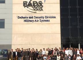EADS impulsará el empleo con 9.000 trabajadores en 2012