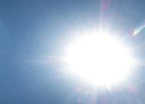 40 grados y los termómetros seguirán subiendo hasta el miércoles