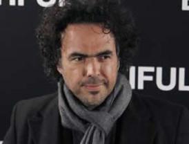 Iñárritu y Bardem en la premier de Biutiful en EE.UU.