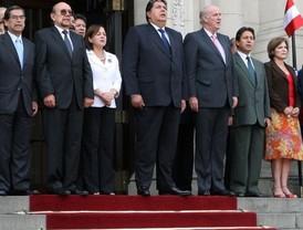 Presidente García: Presencia de piezas de Machu Picchu fortalece el orgullo y autoestima nacional