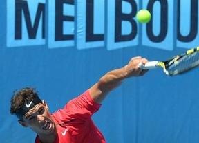 El largo y sinuoso camino de Nadal en Australia: con rivales como Del Potro, Murray y Federer
