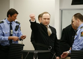 Un provocador Breivik se niega a reconocer la