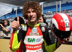 El mundo del motociclismo se viste de luto por la muerte de Simoncelli
