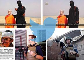 Twitter bloquea las cuentas que muestran imágenes de la decapitación de James Foley en Siria