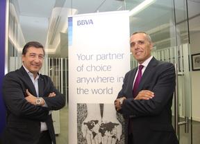BBVA y Joan Roca exponen en el World Economic Forum de Dubai su proyecto de gira gastrosocial