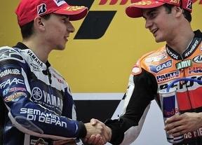La vida y las motos siguen igual: 2013, comienzan la rivalidad entre Dani Pedrosa y Jorge Lorenzo