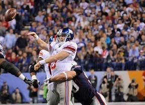 Super Bowl. Los Gigantes hacen honor a su nombre y se llevan el título a Nueva York (21-17)