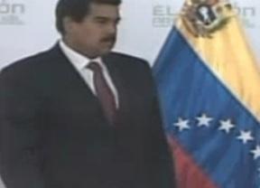 Maduro se 'salta' el recuento de votos y es proclamado presidente de Venezuela
