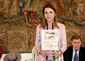 Cospedal anima a asistir al III Festival Benéfico Taurino de Toledo