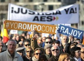 Las víctimas del terrorismo claman contra las