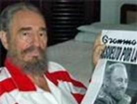 Fallido intento tranquilizador de Fidel en la televisión