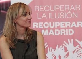 IU de Madrid defiende a Tania Sánchez tras escuchar sus explicaciones y carga contra PP y PSM por su