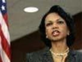 Zapatero recibirá a Condoleezza Rice el 1 de junio