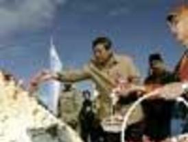 Homenaje a los 230.000 muertos del tsunami del 2004