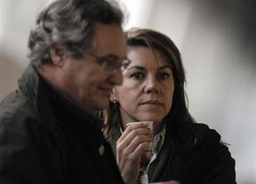 IU pide imputar a Cascos, Acebes y a 13 empresarios, entre ellos el marido de Cospedal