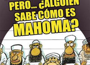 'El jueves' entra de lleno en la polémica sobre Mahoma