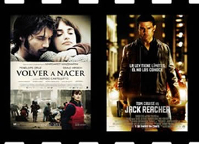 Amor, risas y acción llegan a los cines con los estrenos de la semana