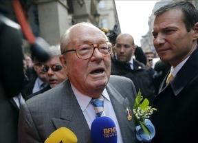 Fin a la 'batalla familiar': Jean Marie Le Pen da un paso atrás y renuncia a presentarse a las regionales francesas