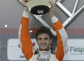 Tampoco en karts: el piloto de pruebas Bianchi gana a Alonso, que sólo fue 18ª de 26ª  en Brasil