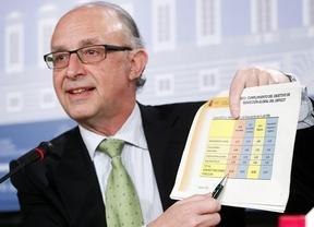 Montoro satisfecho con el déficit: El Estado lo redujo un 3,83% y las CCAA un 1,73%