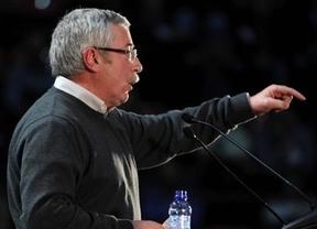 Toxo, sin oposición en CCOO: será reelegido por un sindicato debilitado y austero