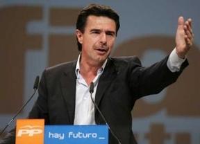 Rajoy insinúa que contará con el canarioJosé Manuel Soria como ministro si gana el 20-N