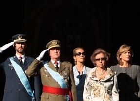 Zarzuela dice que los ciudadanos abuchean a la Familia Real sólo por la crisis