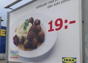Las albóndigas de Ikea vuelven pero sólo con
