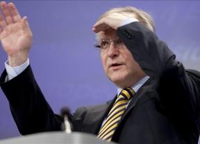 Según Rehn, el rescate a España es una señal clara a los mercados
