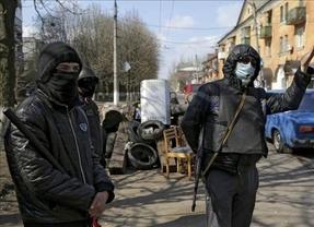 Ucrania recupera el control del aeropuerto de Kramatorsk