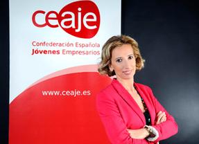Los jóvenes empresarios de Ceaje solicitan