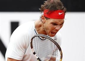 Nadal remonta sufriendo a Gulbis y se medirá con Ferrer en cuartos