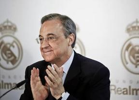 Florentino Pérez, sin rival en las elecciones, continuará presidiendo el Real Madrid hasta 2017